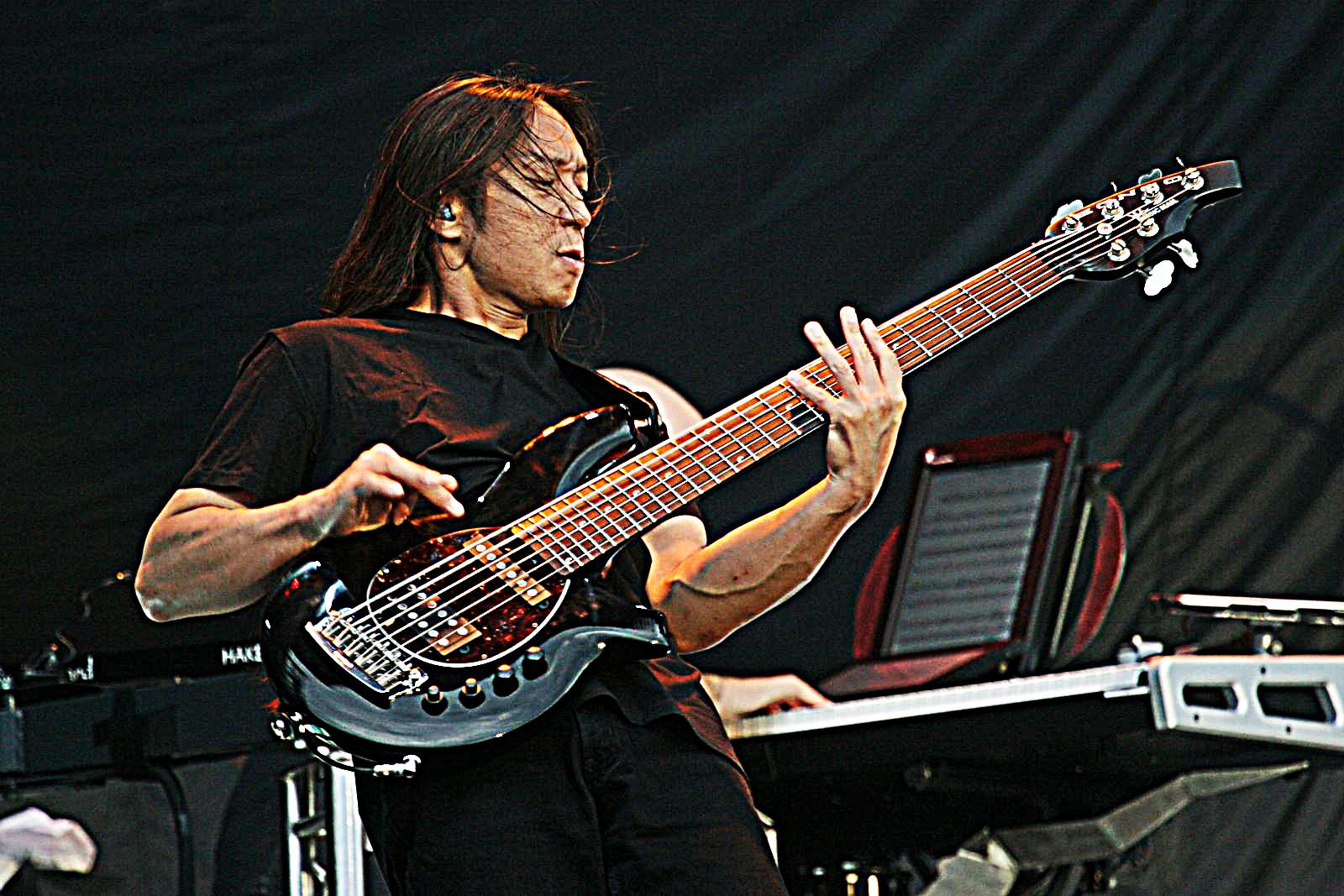 Yamaha Bass Hs Crackling