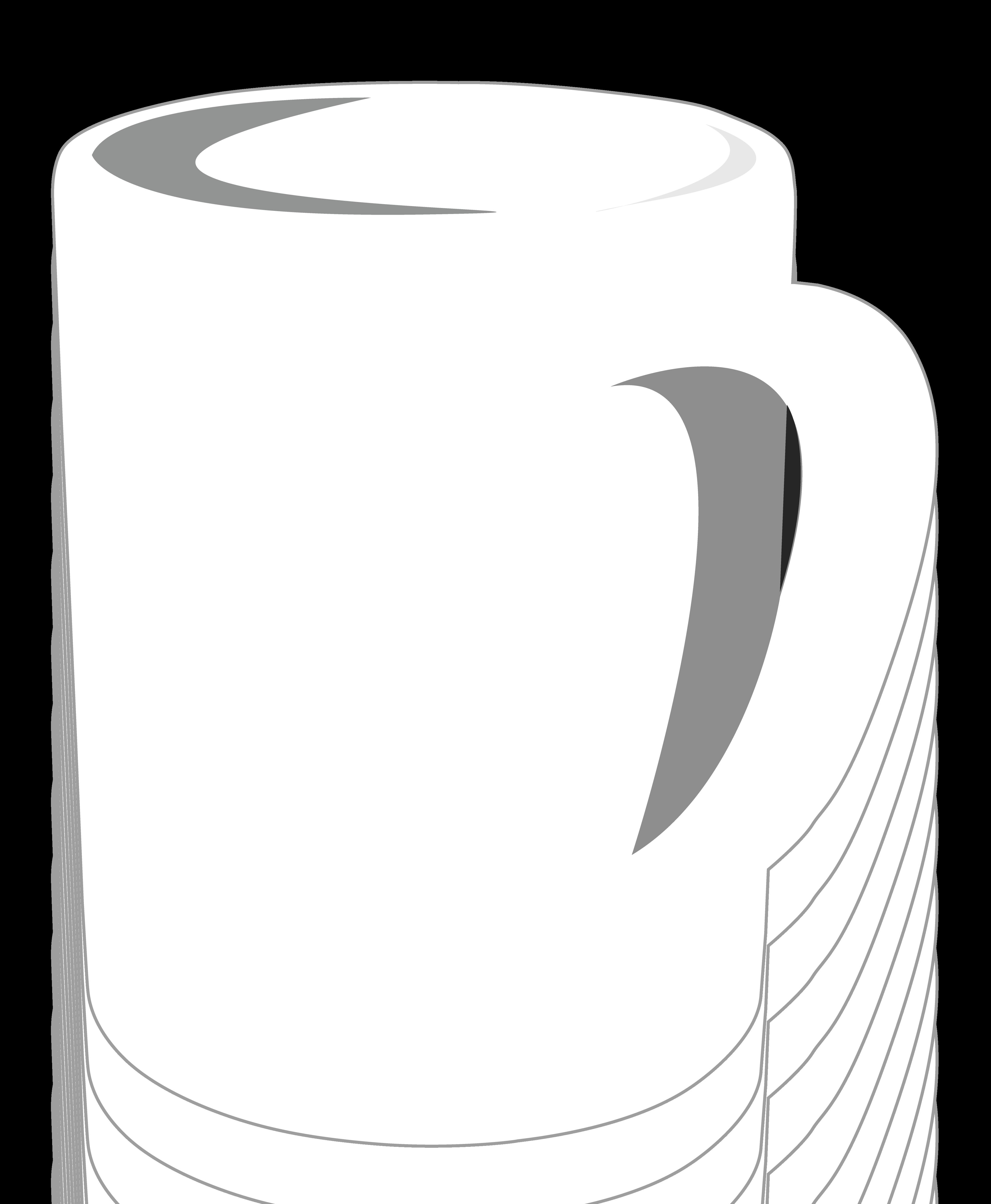 Coffee Mug Vector by nicollearl
