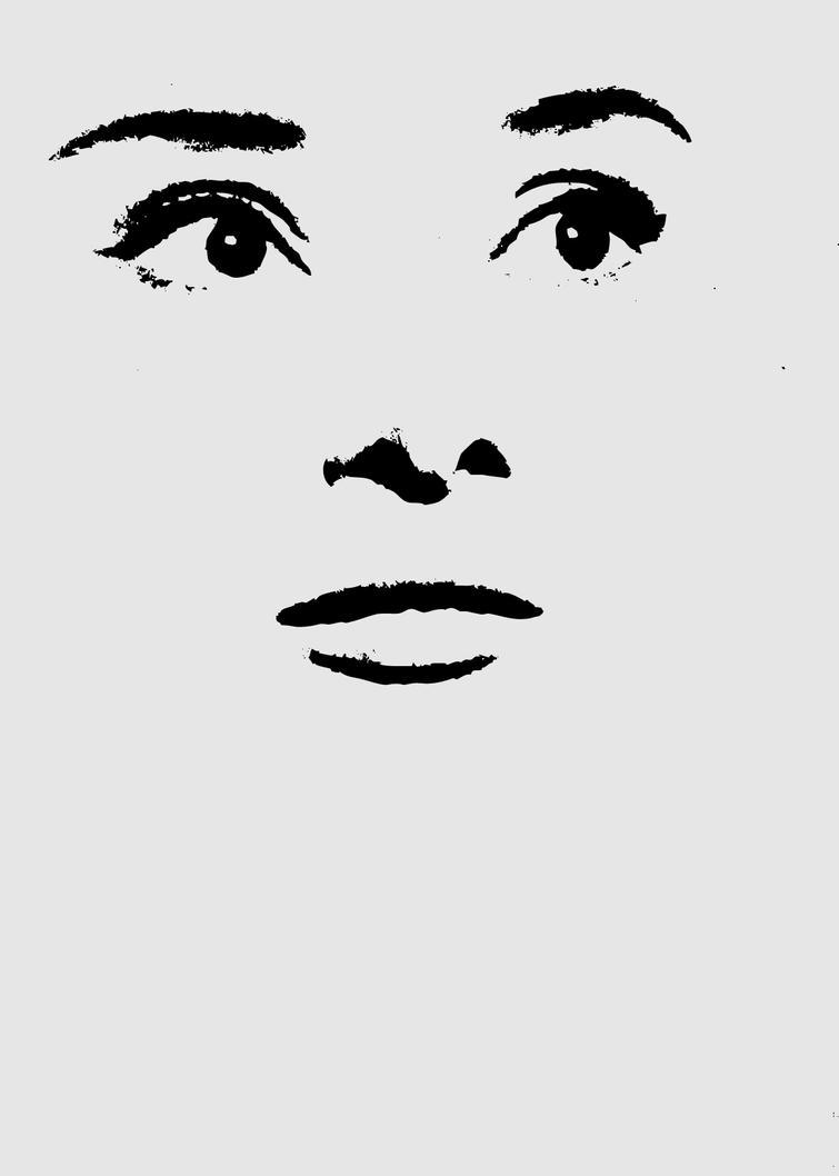 Audrey Hepburn 6 by nicollearl