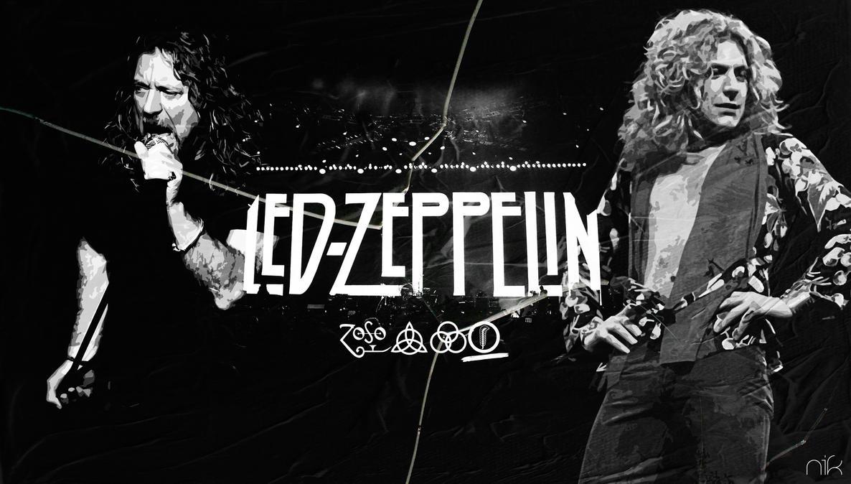 Led Zeppelin Wallpaper 1 By Nicollearl