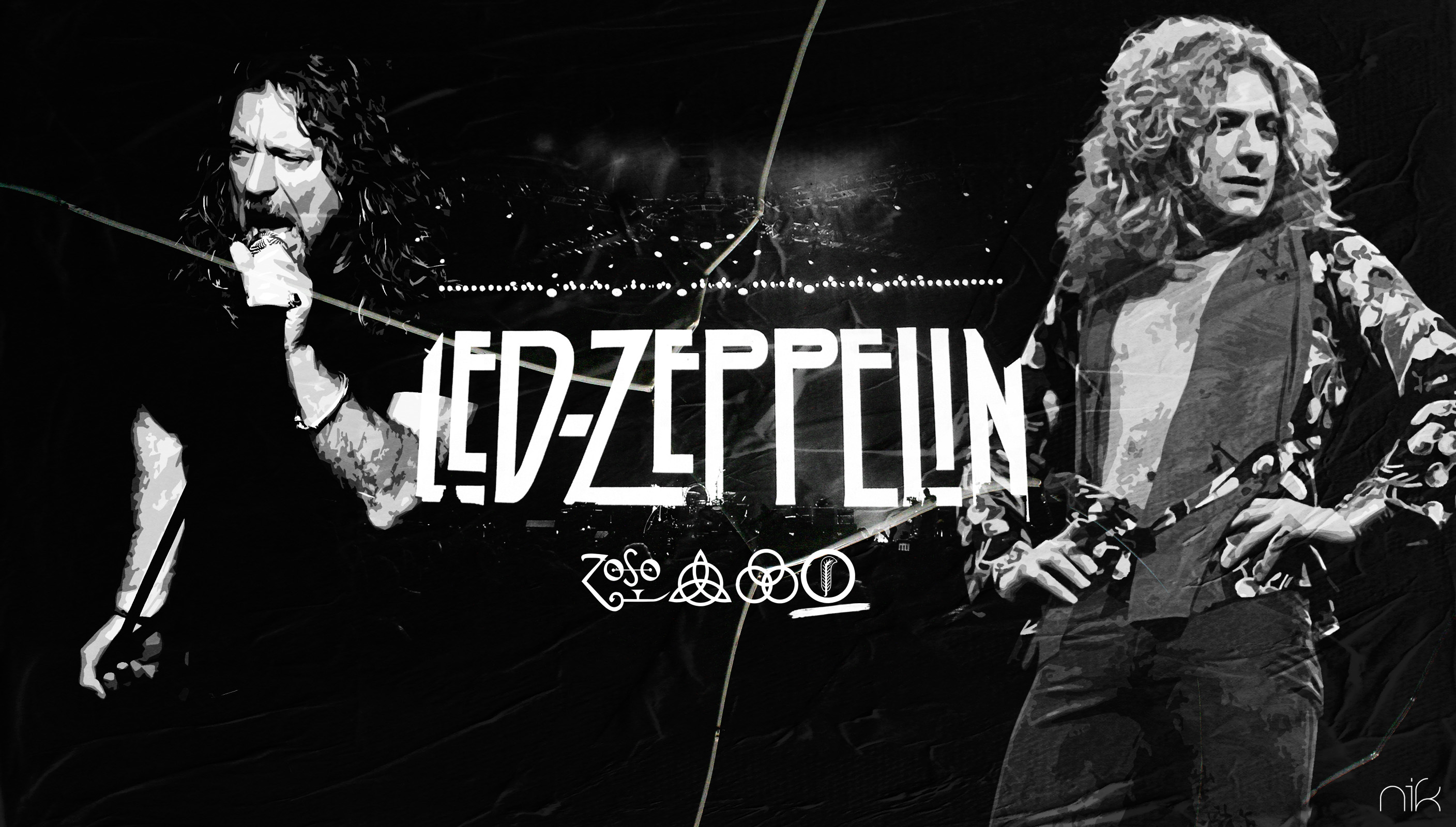 Led Zeppelin Babe Im Gonna Leave You Dazed Confused