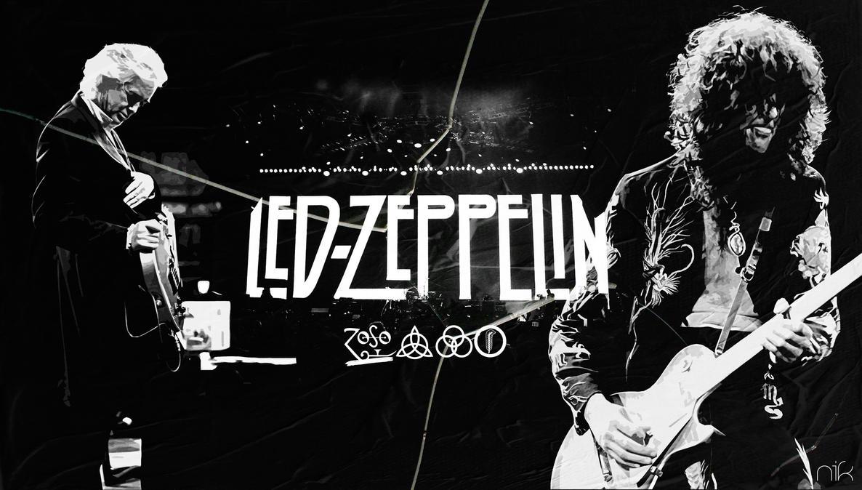 Led Zeppelin Wallpaper 4 by nicollearl on DeviantArt