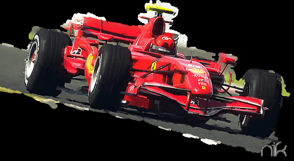 Ferrari F1 By Nicollearl On Deviantart