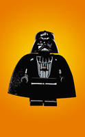 Lego Vader by nicollearl