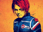 The Kids From Yesterday: Gerard Way