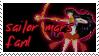sailor mars stamp by missmixedup