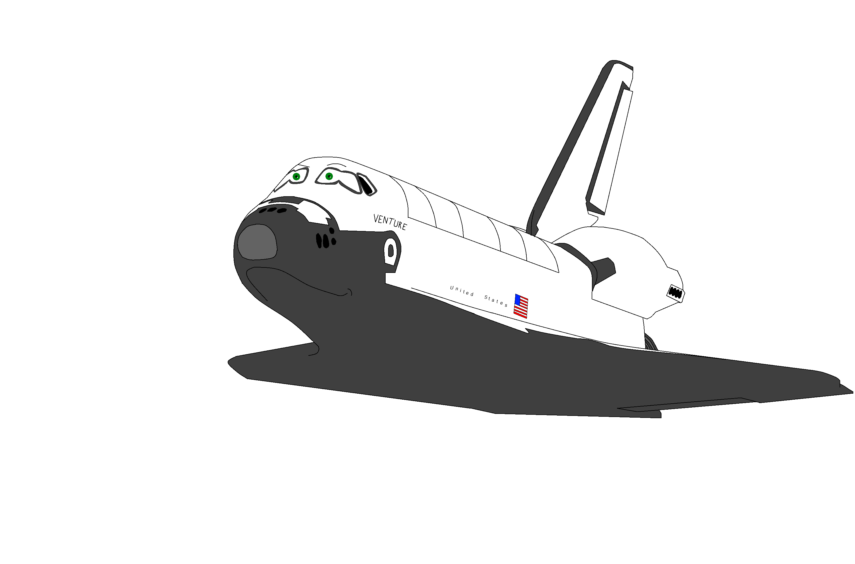 Space Shuttle Venture by ColinTheP6M on DeviantArt