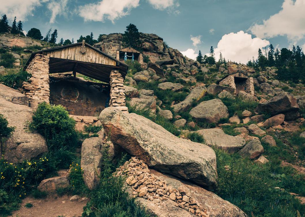 The Hill Of Devotions by antiKoerper01