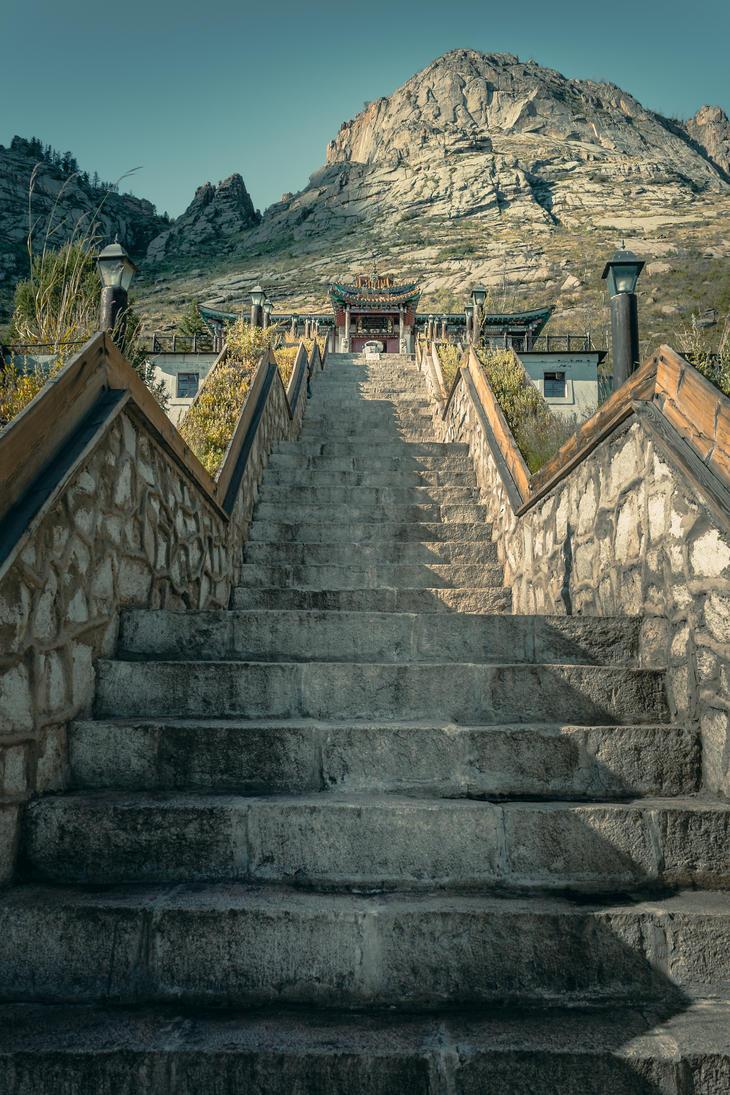 Steps Of Heavy Burden by antiKoerper01