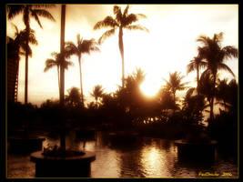 Thai Sunset by PixelShader