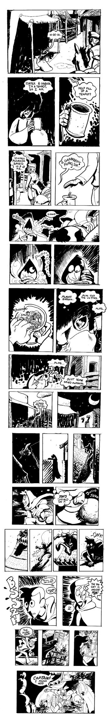 Precious Metal Issue 2 -1 by animatrix1490