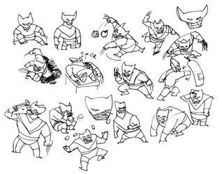 DSC - Wolverine by animatrix1490