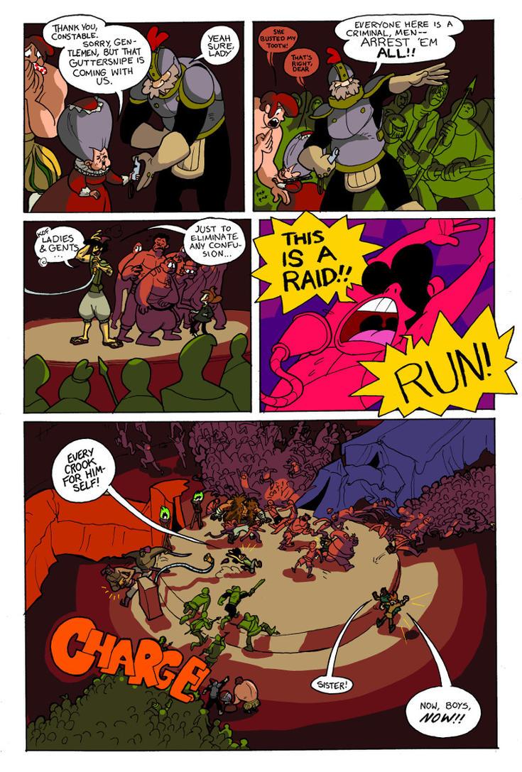 Precious Metal Issue 4 Page 27 by animatrix1490
