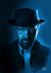 Walter White (Heisenberg) - by Richard Williams (m by MrWills