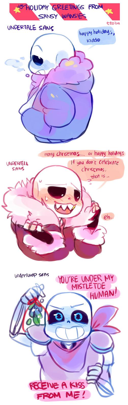 Happy Holidays! by ttoba