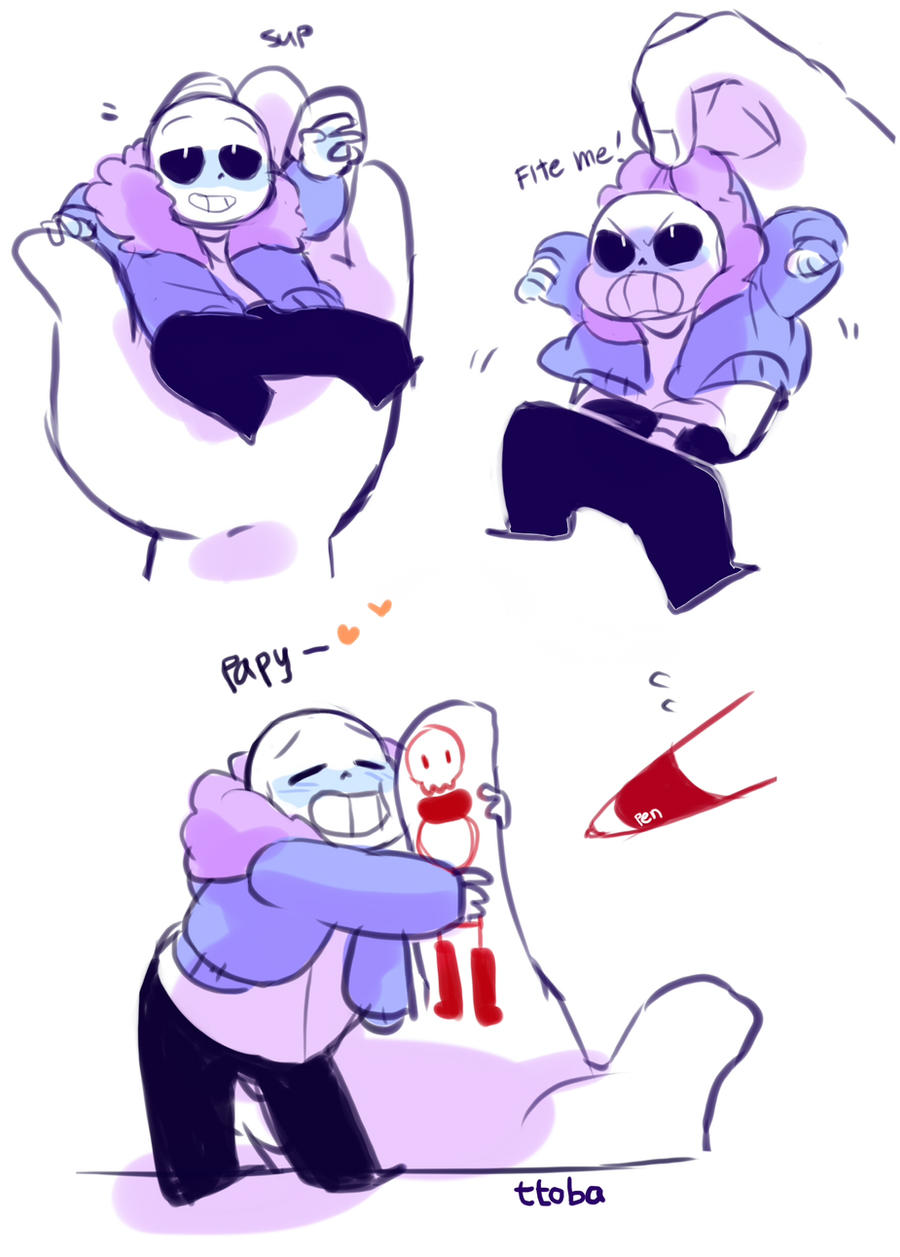 Pocket Sized Sans by ttoba