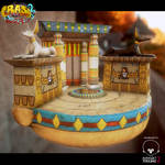 Egypt Warp Room -