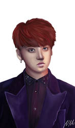 Jungkook by takewantwo