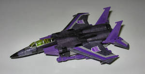 Classic Duskwing: Jet Mode by DragonessEclectic