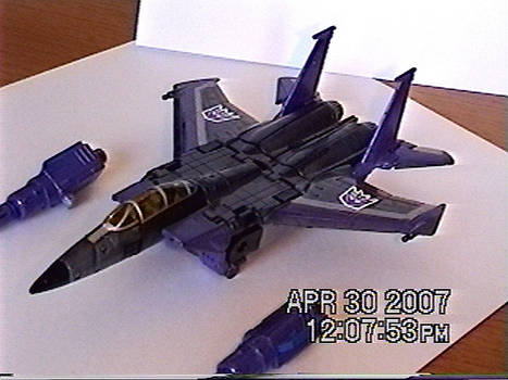 Classic Duskwing, Jet Mode