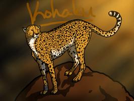 Kohaku by MCRWolfeh