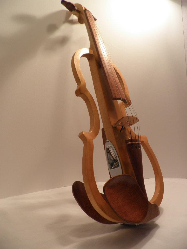 Electric Violin by I-Will-Believe