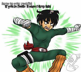 Rawkfist by Ninja-Noodles