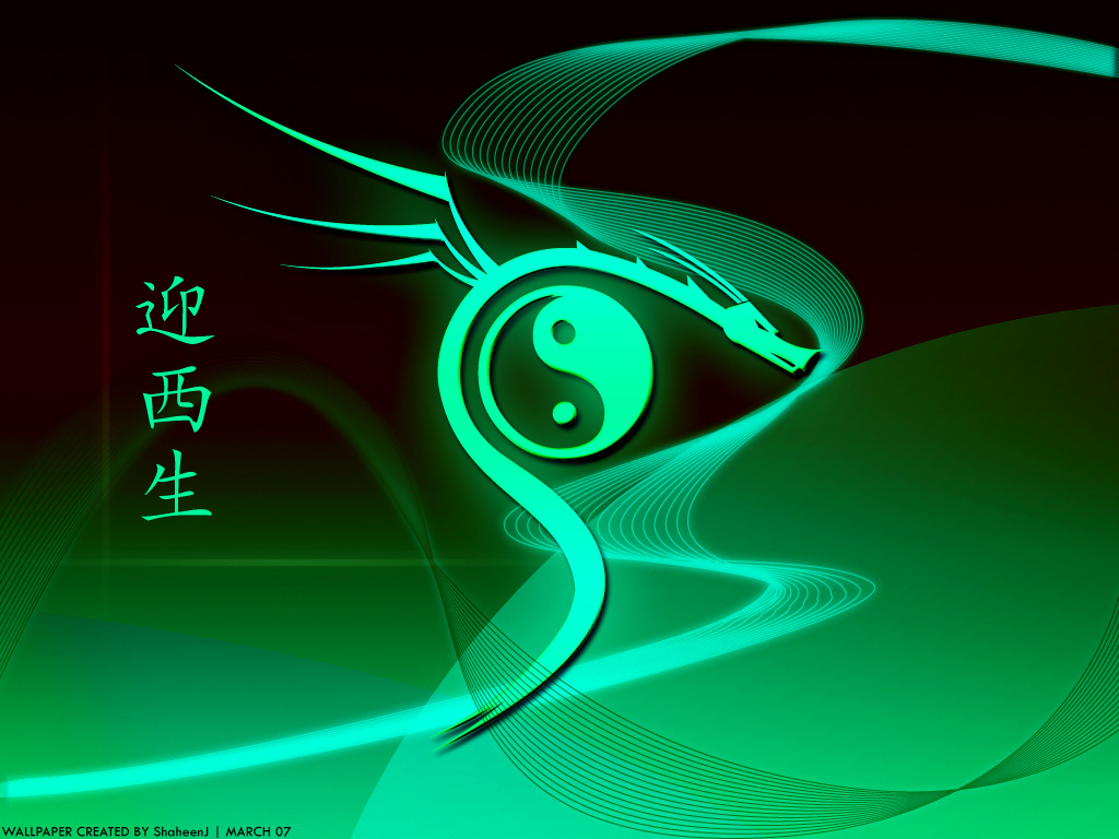 Dragon Ying Yang by ShaheenJ