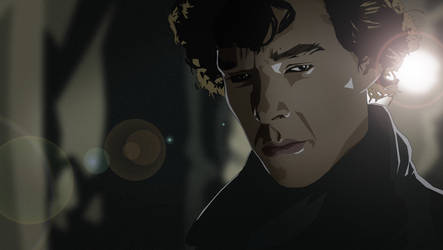 Sherlock Holmes by DoctrineDesigns