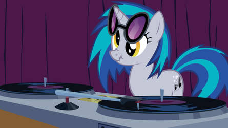 DJ D3RPY by DoctrineDesigns