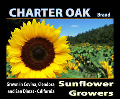 Fruit Crate Label - Sunflower Campus