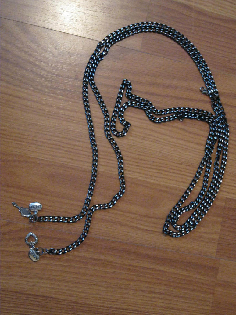 Dream Chain Belt by calley14