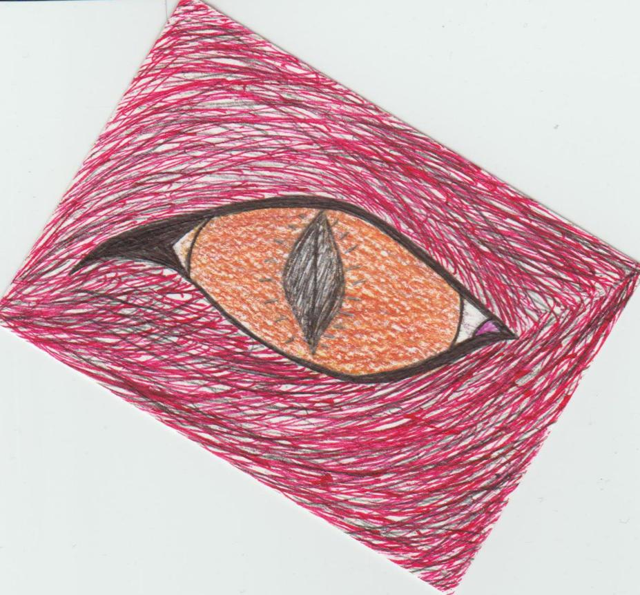 Fox Eye by calley14