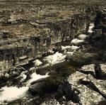 Barren stream