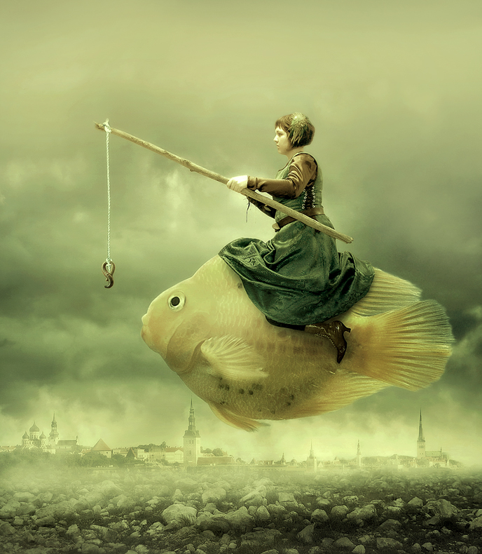 Amandine van Ray |Surreal Digital Art