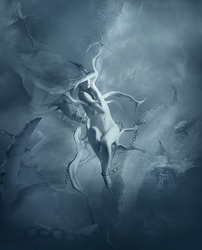 In captivity in deep dreams by AmandineVanRay
