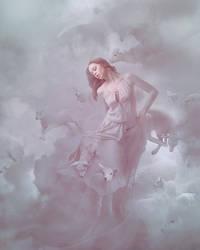 The heavenly shepherdess