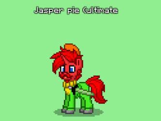 Gift/mlp: jasper pie ( ultimate form) by Generalender15