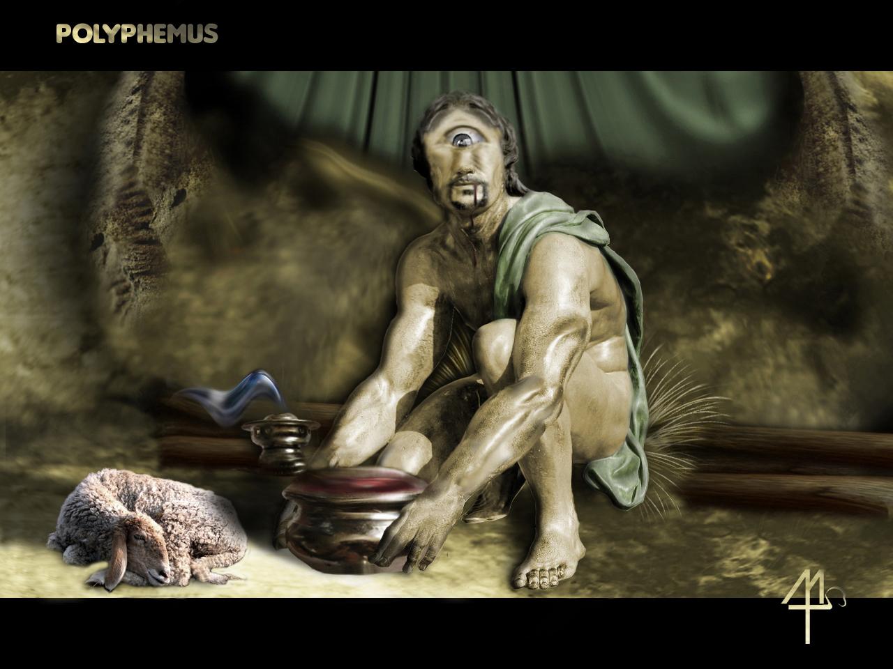 49th: Polyphemus by MaestroTomberi