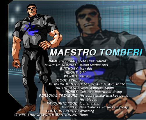 MaestroTomberi's Profile Picture