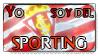 Sporting De Gijon Stamp by MaestroTomberi