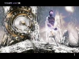 42nd: Titan's winter