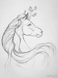 Sketch by WhiteLiesArt