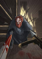 Tormund Giantsbane captured... by taibox
