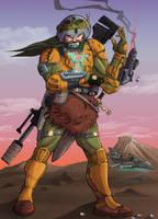 Man At Arms... by taibox