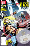 Thor vs The Invisible Woman