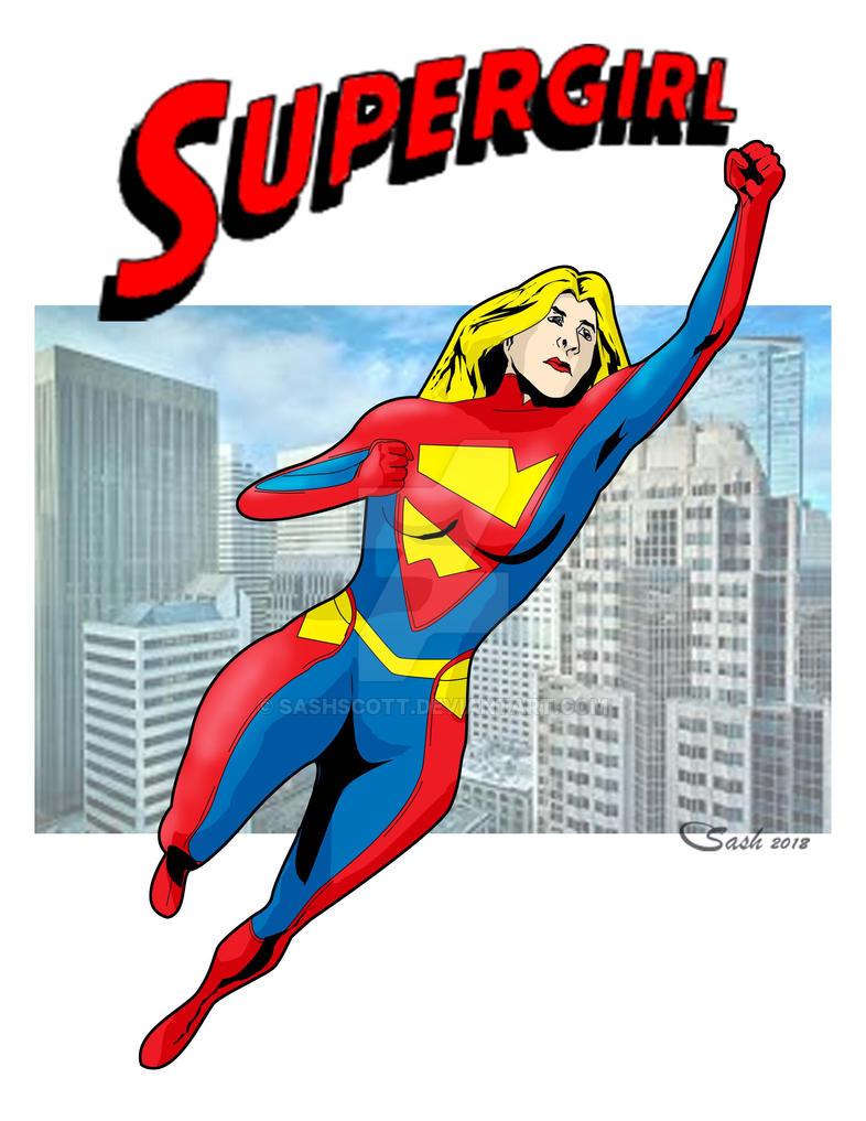 Supergirl24 by SashScott
