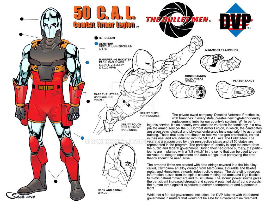 CAL bulletman copy by SashScott