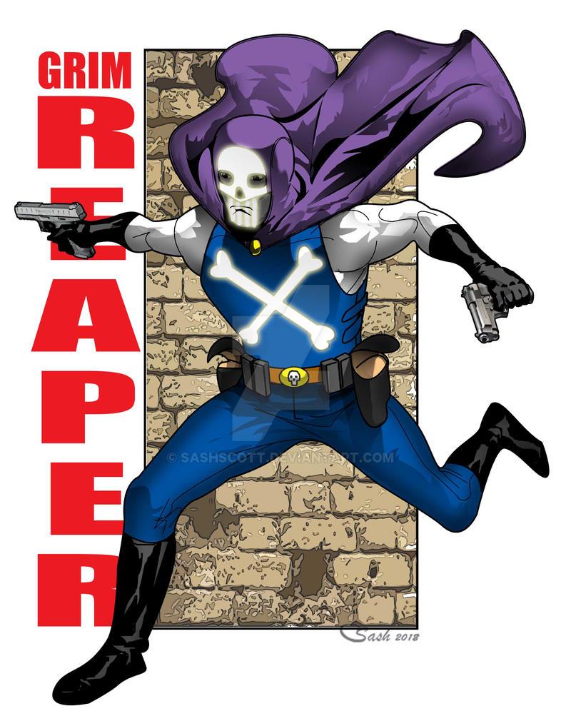 Grim Reaper Copy by SashScott