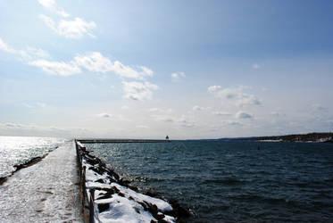 Harbor Walk by PandaGoesRawr